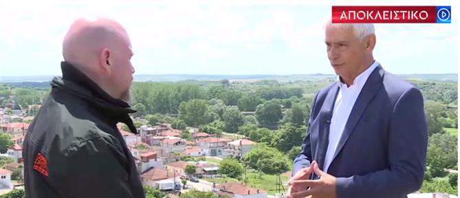 Ο πρώην Αρχηγός της ΕΛ.ΑΣ. στον ΑΝΤ1 για το φράχτη στον Έβρο (βίντεο)