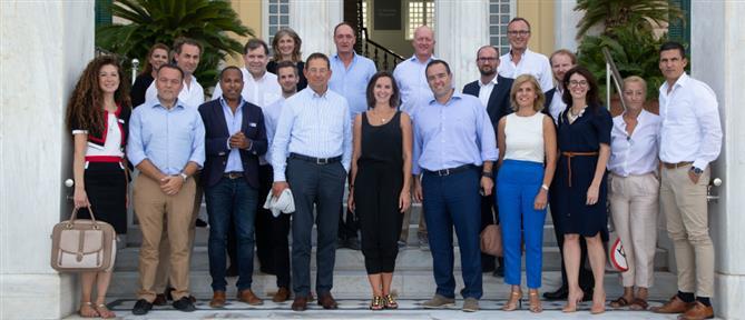 Το μέλλον της τηλεόρασης στη 2η Σύνοδο Κορυφής της European Media Alliance (βίντεο)