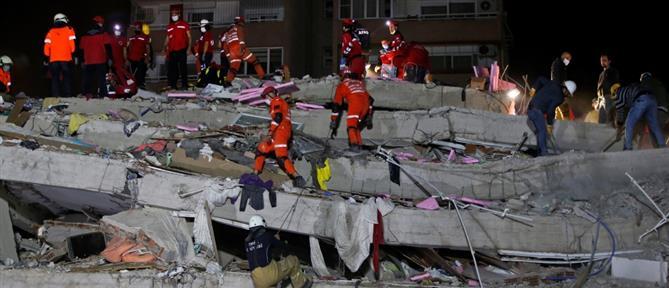 Σεισμός στη Σάμο: Νέα επικοινωνία είχαν Δένδιας και Τσαβούσογλου