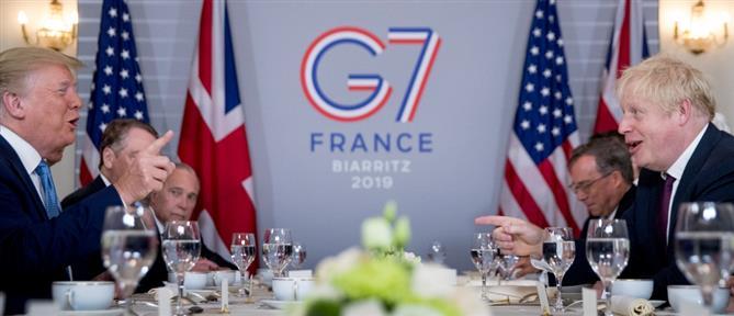 Τραμπ: εμπορική συμφωνία αμέσως μετά το Brexit (εικόνες)