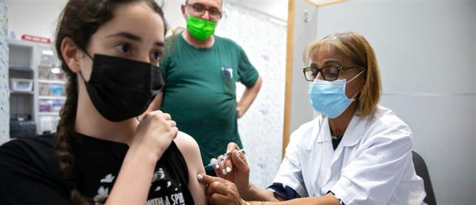 Κορονοϊός - Ισραήλ: Τέλος η υποχρεωτική χρήση μάσκας