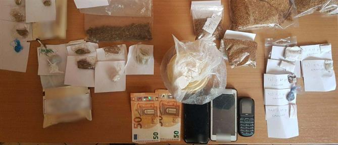 Παρέλαβε κοκαΐνη από τα… ΚΤΕΛ! (εικόνες)