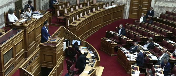 Υπερψηφίστηκε με ευρεία πλειοψηφία το αντικαπνιστικό νομοσχέδιο