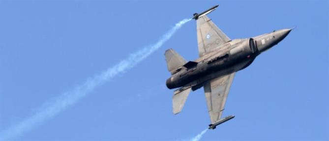 Πρώτη πτήση για ελληνικό F-16 στην Βόρεια Μακεδονία