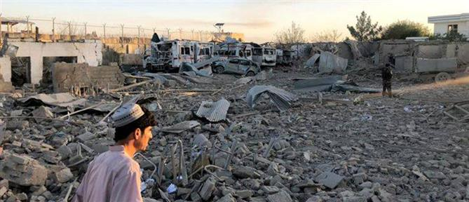 Αφγανιστάν: Πολύνεκρη έκρηξη κοντά σε σχολείο