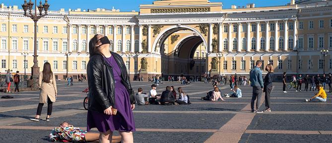 Κορονοϊός – Ρωσία: χιλιάδες κρούσματα και νέα εκατόμβη θυμάτων τις τελευταίες 24 ώρες