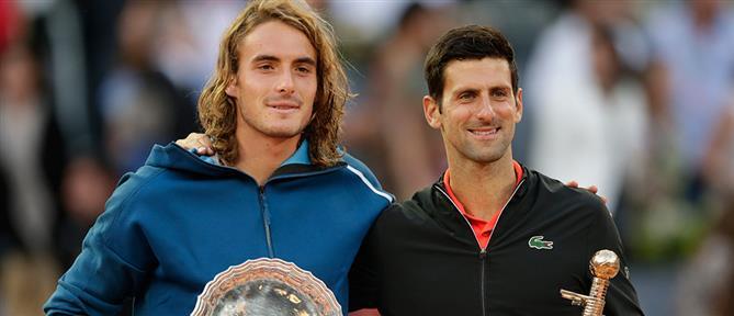 Roland Garros: Τσιτσιπάς - Τζόκοβιτς στον μεγάλο τελικό