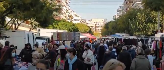 Κορονοϊός – Θεσσαλονίκη: μεγάλη μείωση του ιικού φορτίου δείχνουν τα λύματα
