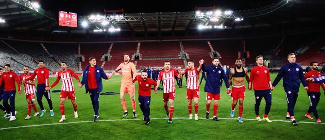 Ολυμπιακός - Μαρτίνς: Ξεκάθαρα η καλύτερη ομάδα του πρωταθλήματος