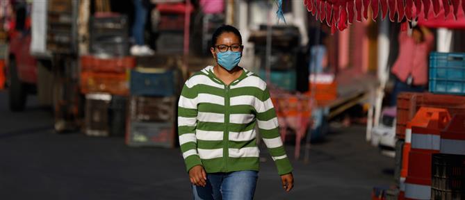 Κορονοϊός: νέο θλιβερό ρεκόρ θανάτων στο Μεξικό