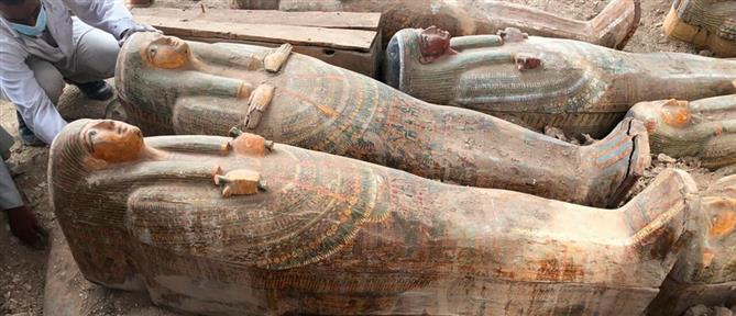 Αίγυπτος: Ανακάλυψαν το μεγαλύτερο φέρετρο του αιώνα (εικόνες)