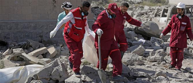 Υεμένη: νεκρά παιδιά σε αεροπορική επιδρομή