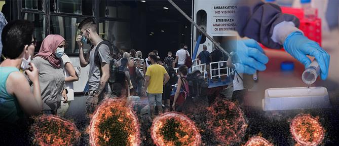 Μόσιαλος: Ελάχιστη η πιθανότητα διασποράς από επισκέπτες χωρών όπου η πανδημία έχει ελεγχθεί