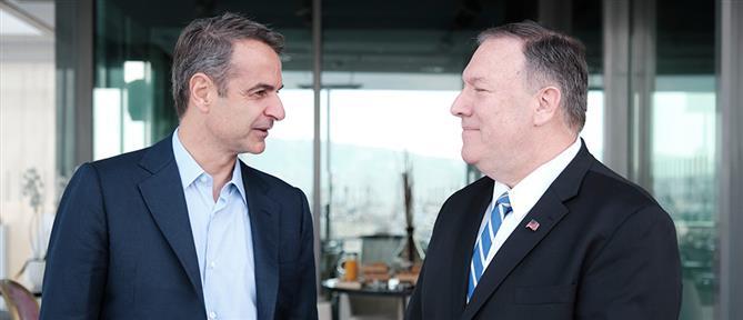Στέιτ Ντιπάρτμεντ: οι ελληνοαμερικανικές σχέσεις στο ισχυρότερο επίπεδο των τελευταίων δεκαετιών