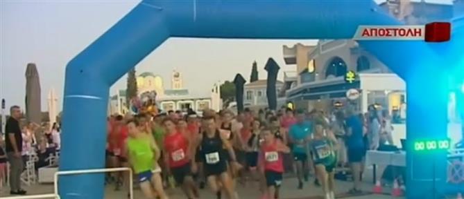 Αγώνας δρόμου αφιερωμένος στη μνήμη του Μίνωα Κυριακού (βίντεο)