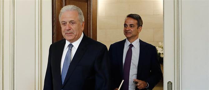 Αβραμόπουλος: θα τηρηθεί καλύτερα η γραμμή της ΕΕ για το Προσφυγικό