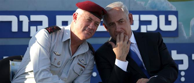 Ισραήλ: θρίλερ η εκλογική μονομαχία Νετανιάχου-Γκαντς