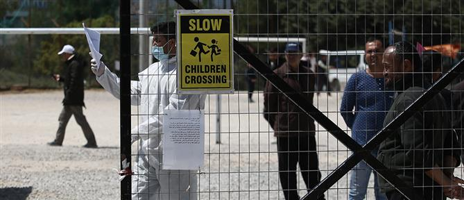 Μηταράκης: Στόχος να κλείσουν τουλάχιστον 60 δομές μέχρι τέλος του 2020