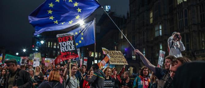 Brexit: συνάντηση Τζόνσον – Τουσκ