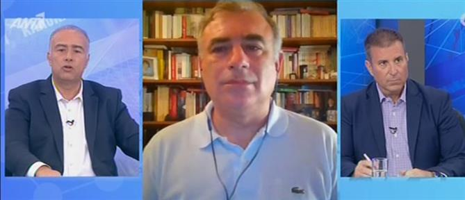 Ο Γιώργος Παναγιωτακόπουλος στον ΑΝΤ1 για τους τουρίστες, την Αλίαρτο και τη Σερβία (βίντεο)