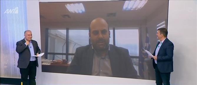 Μπίνης στον ΑΝΤ1: οι ηλεκτρονικές απάτες και οι τρόποι… αποφυγής τους (βίντεο)