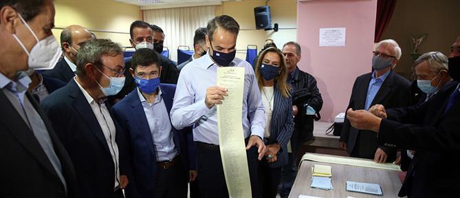 Εκλογές ΝΔ - Μητσοτάκης: το κόμμα εξελίσσεται