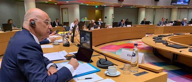 Με το βλέμμα στην Τουρκία η συνεδρίαση των ΥΠΕΞ της ΕΕ