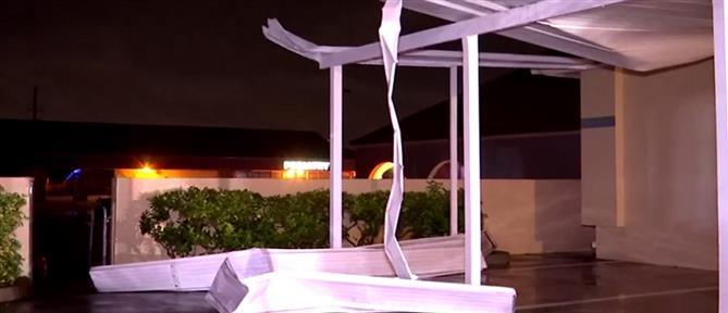 Καταστροφική τροπική καταιγίδα στη Φλόριντα (εικόνες)