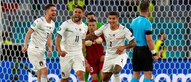 "Euro 2020: Η Ιταλία ""καθάρισε"" την Τουρκία (βίντεο)"