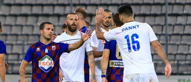 Super League: Ισόπαλο χωρίς τέρματα το Βόλος - Λαμία