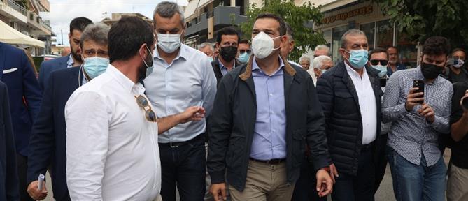 Σεισμός στην Κρήτη - Τσίπρας: Το Αρκαλοχώρι δεν πρέπει να ερημώσει