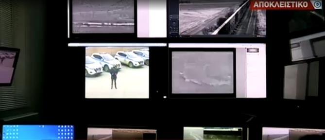 Έβρος: Ο ΑΝΤ1 στο Κέντρο Επιχειρήσεων Χερσαίων Συνόρων (βίντεο)