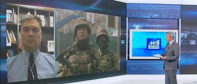 """Μποζίνης στον ΑΝΤ1: Υβριδικό πόλεμο και """"fake news"""" επιλέγει ο Ερντογάν (βίντεο)"""