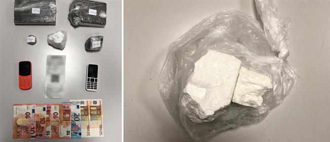 Διακίνηση ναρκωτικών με…λεωφορείο του ΚΤΕΛ (εικόνες)