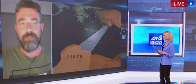 Φίλης στον ΑΝΤ1: Να είμαστε έτοιμοι για κλιμάκωση των τουρκικών προκλήσεων (βίντεο)