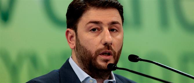 KΙΝΑΛ - Ανδρουλάκης: Να γίνει ντιμπέιτ των υποψήφιων