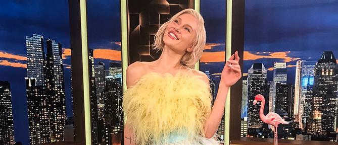 """The 2Night Show"" - Έλενα Τσαγκρινού: Το ""El Diablo"", οι σφοδρές κριτικές και η Eurovision"