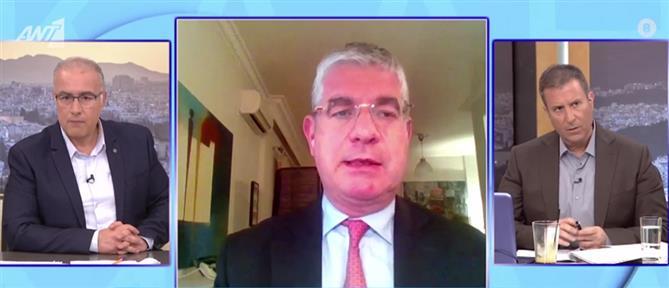 Τσακίρης για εστίαση στον ΑΝΤ1: τον Ιούνιο η εκταμίευση κεφαλαίων κίνησης (βίντεο)