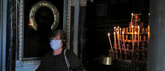 Ιερώνυμος για κορονοϊό: Η Εκκλησία οφείλει να αρθεί και πάλι στο ύψος των περιστάσεων