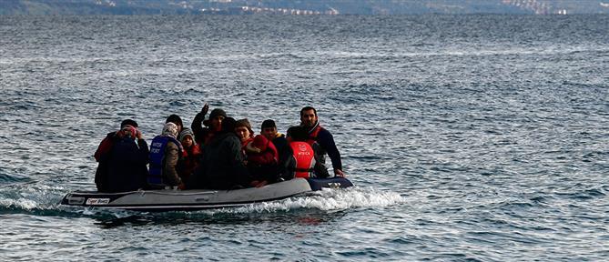 Μηταράκης: Εντυπωσιακή η μείωση στις μεταναστευτικές ροές προς τα νησιά του Αιγαίου