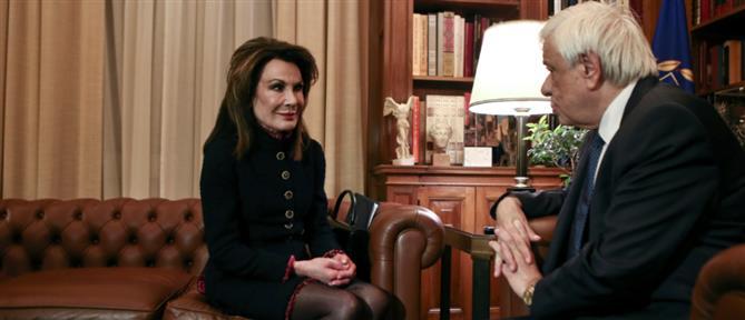 Παυλόπουλος: ενωμένοι οι Έλληνες μπορούμε να κάνουμε πολλά