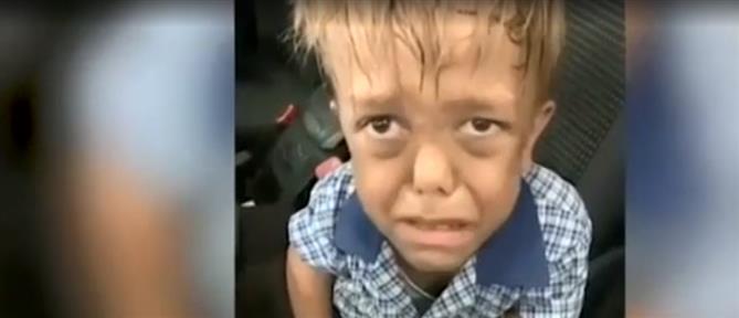 Ανελέητο  bullying σε παιδάκι που πάσχει από νανισμό (βίντεο)