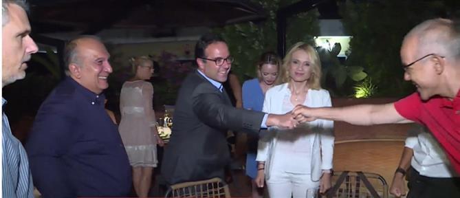 Ο ΑΝΤ1 γιόρτασε πρωτιές και επιτυχίες (βίντεο)