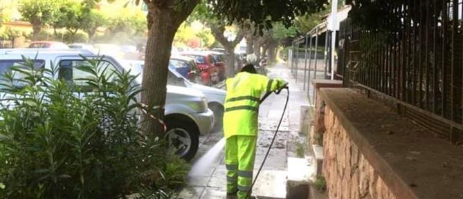Δήμος Αθηναίων: Καθάρισε ο Προμπονάς (εικόνες)