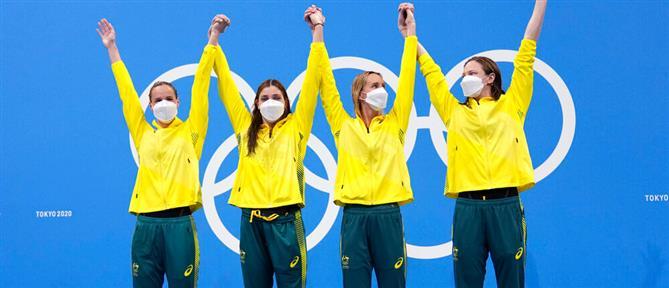 Ολυμπιακοί Αγώνες - Κορονοϊός: Νέος κανόνας για τη μάσκα στο βάθρο