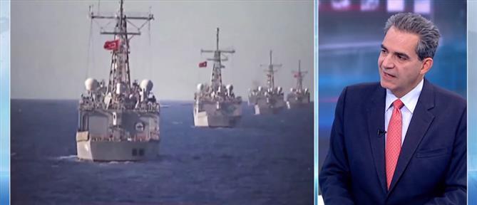 Συρίγος στον ΑΝΤ1: η Τουρκία ανιχνεύει τις προθέσεις μας (βίντεο)