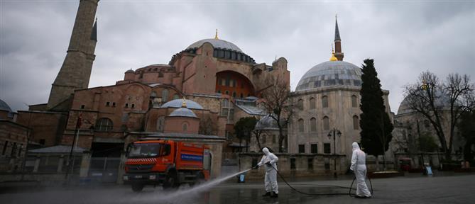 Κορονοϊός: καραντίνα σε 15 πόλεις το Σαββατοκύριακο στην Τουρκία