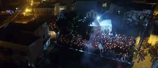 """Τρόμος στα νησιά για τους """"επισκέπτες του Πάσχα"""" (βίντεο)"""