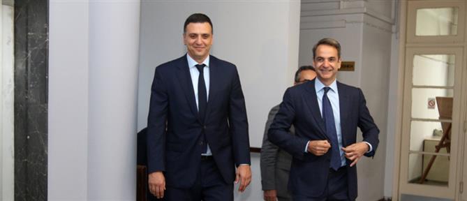 Κορονοϊός: σύσκεψη στο Μαξίμου για τα μέτρα προστασίας