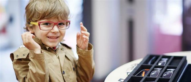Οφθαλμολογία: όταν τα παιδιά χρειάζονται γυαλιά!